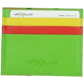 Bolsos Hombre Maletín / Portadocumentos Vip Flap VIPMUL.V/R/G Verde/Amarillo