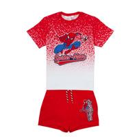 textil Niño Conjunto TEAM HEROES  SPIDERMAN SET Multicolor