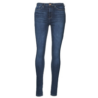 textil Mujer Vaqueros slim Only ONLPAOLA Azul