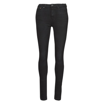 textil Mujer Vaqueros slim Only ONLPAOLA Negro