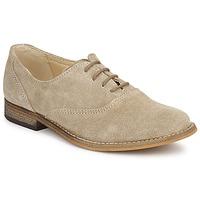Zapatos Niña Richelieu Citrouille et Compagnie MOUTUNE Beige