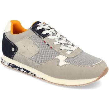Zapatos Hombre Zapatillas bajas Kylie K2020101 Gris