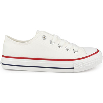 Zapatos Niños Zapatillas bajas Chika 10 CITY KIDS 01N Blanco/White