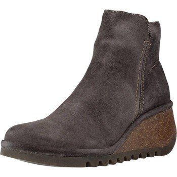 Zapatos Mujer Botines Fly London NILO256FLY Gris