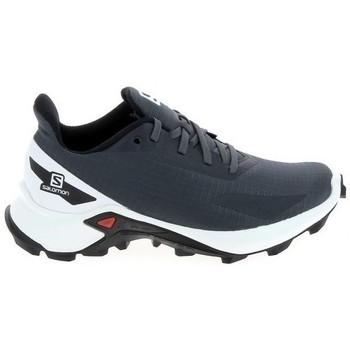 Zapatos Running / trail Salomon Alphacross Blast K Noir Blanc Negro