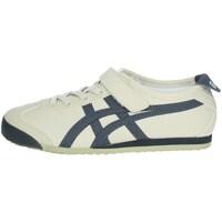 Zapatos Niños Zapatillas bajas Onitsuka Tiger 1184A049 Beige/Blau