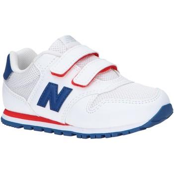 Zapatos Niño Multideporte New Balance IV500WRB Blanco