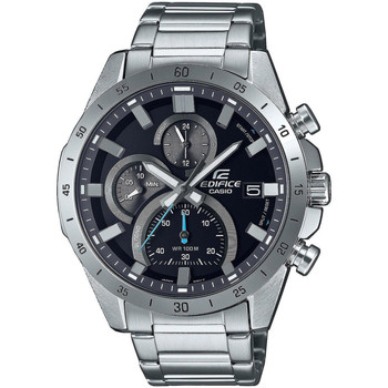 Relojes & Joyas Hombre Relojes analógicos Casio EFR-571D-1AVUEF, Quartz, 47mm, 10ATM Plata