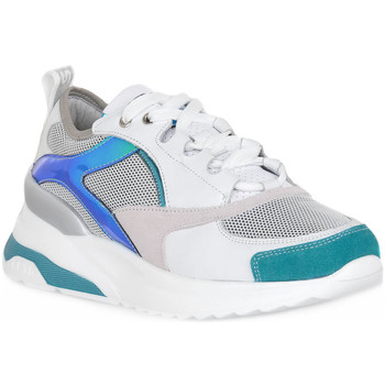 Zapatos Mujer Zapatillas bajas Keys SNEAKER WHITE Bianco