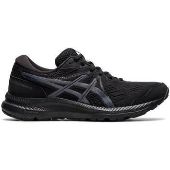 Zapatos Mujer Running / trail Asics Gel Contend 7 Negros