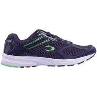 Zapatos Fitness / Training John Smith RANDER 17I MARINO VERDE NEGRO VERDE