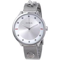 Relojes & Joyas Mujer Relojes analógicos Furla R4253102524, Quartz, 38mm, 5ATM Plata