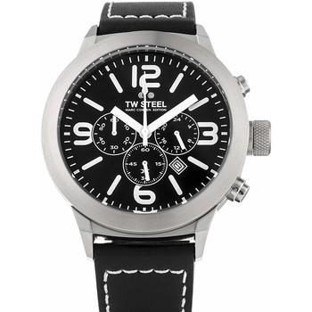 Relojes & Joyas Hombre Reloj Tw Steel TWMC33, Quartz, 42mm, 5ATM Gris