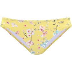 textil Mujer Bañador por piezas Lascana Pantalones de traje baño Ditsy Caqui