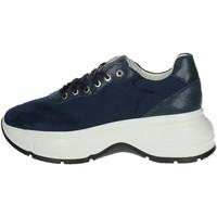 Zapatos Mujer Zapatillas bajas Frau 4681 Azul