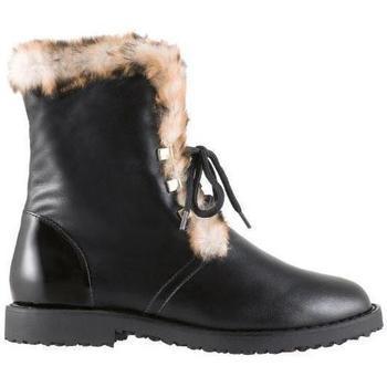 Zapatos Mujer Botas de nieve Högl Botas Schwarz Mimosas Black