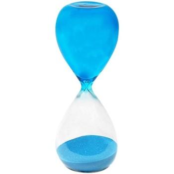 Casa Figuras decorativas Signes Grimalt Reloj Arena Azul 15 Min Azul
