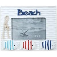 Casa Marcos de fotos Signes Grimalt Marco Foto Beach Con Peces Multicolor