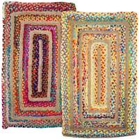 Casa Alfombras Signes Grimalt Alfombra Multicolor Set 2U Multicolor