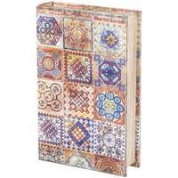 Casa Baúles, cajas de almacenamiento Signes Grimalt Caja Libro Multicolor