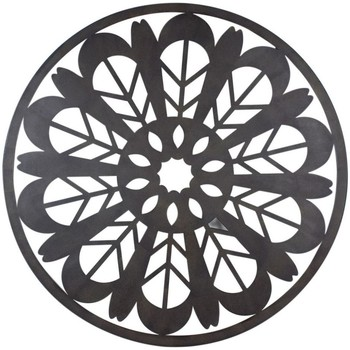 Casa Cuadros, pinturas Signes Grimalt Adorno Pared Mandala Negro