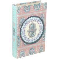 Casa Baúles, cajas de almacenamiento Signes Grimalt Caja Libro Mano Fátima Multicolor