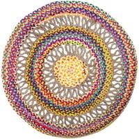 Casa Alfombras Signes Grimalt Alfombra Redonda Multicolor