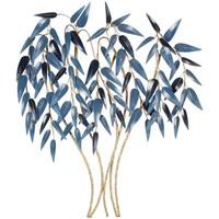 Casa Cuadros, pinturas Signes Grimalt Árbol Sauce Llorón Azul
