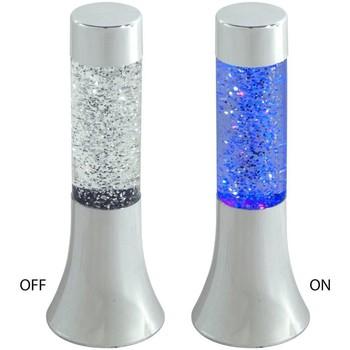 Casa Lámparas de mesa Signes Grimalt Lámpara  Con Purpurina Multicolor