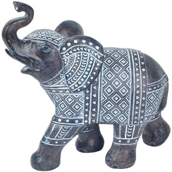 Casa Figuras decorativas Signes Grimalt Elefante Multicolor
