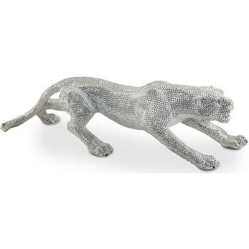 Casa Figuras decorativas Signes Grimalt Leopardo Gris