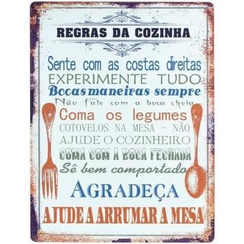 Casa Cuadros, pinturas Signes Grimalt Placas Pared Portugués Naranja