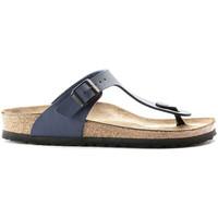 Zapatos Hombre Chanclas Birkenstock 143621 Azul