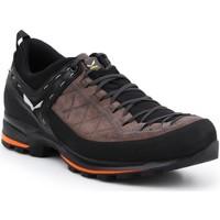 Zapatos Hombre Senderismo Salewa MS MTN Trainer 2 61371-7512 marrón, negro