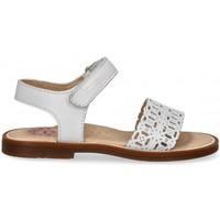 Zapatos Niña Sandalias Pablosky 55179 blanco