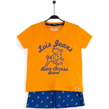 textil Niño Pijama Lois RACE ACCESS OCRE