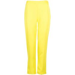 textil Mujer Pantalones Pinko  Amarillo