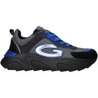 Zapatos Hombre Zapatillas bajas Alberto Guardiani AGM003601 Negro