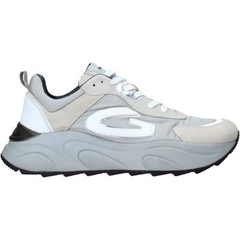 Zapatos Hombre Zapatillas bajas Alberto Guardiani AGM003603 Gris