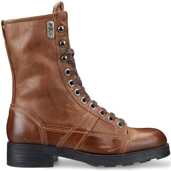 Zapatos Mujer Botines OXS OXS101167 Marrón