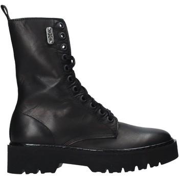 Zapatos Mujer Botas de caña baja OXS OXW102000 Negro