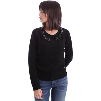 textil Mujer Chaquetas de punto Animagemella 17AI060 Negro
