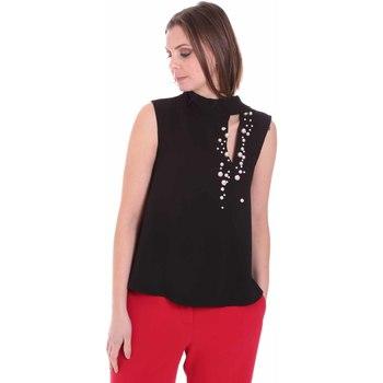 textil Mujer Tops / Blusas Nenette 26BB-FERLY Negro