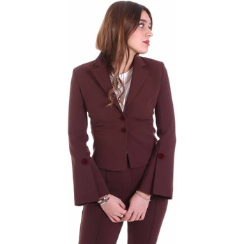 textil Mujer Chaquetas / Americana Nenette 26BB-BAVENO Rojo