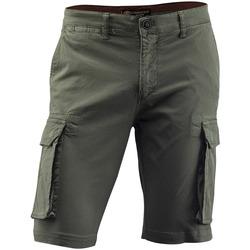 textil Hombre Pantalones Lumberjack CM80747 005 602 Verde