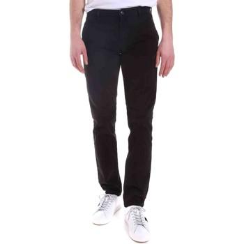 textil Hombre Pantalones Gaudi 021GU25006 Negro