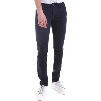 textil Hombre Pantalones Gaudi 021GU25014 Azul