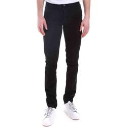 textil Hombre Pantalones Gaudi 021GU25037 Negro