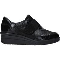 Zapatos Mujer Mocasín Susimoda 8091 Negro