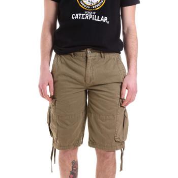 textil Hombre Shorts / Bermudas Caterpillar 35CC2820928 Verde